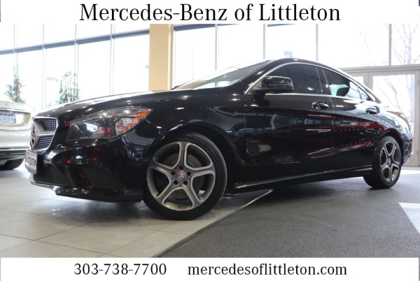 2014 Mercedes-Benz CLA in Littleton, CO