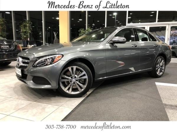 2017 Mercedes-Benz C-Class in Littleton, CO