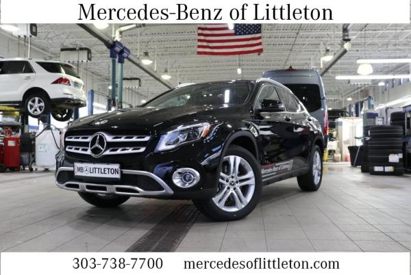 2020 Mercedes-Benz GLA in Littleton, CO