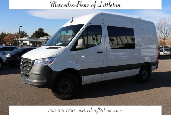 2019 Mercedes-Benz Sprinter Cargo Van in Littleton, CO
