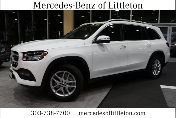 2020 Mercedes-Benz GLS in Littleton, CO