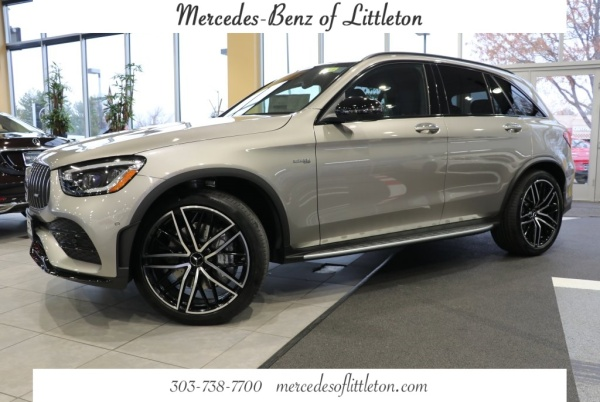 2020 Mercedes-Benz GLC in Littleton, CO