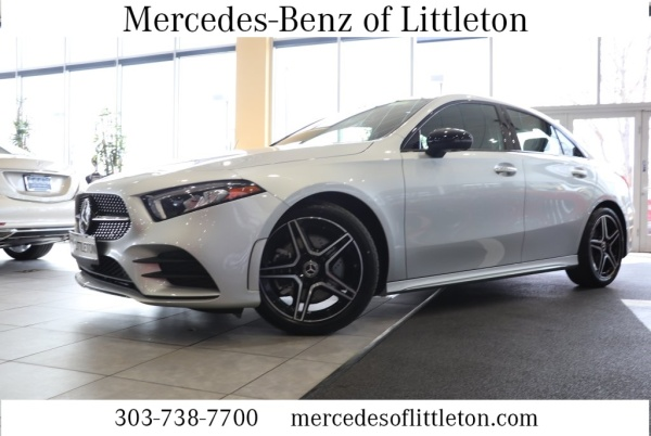 2020 Mercedes-Benz A-Class in Littleton, CO