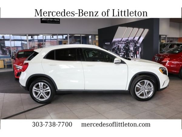 2017 Mercedes-Benz GLA in Littleton, CO