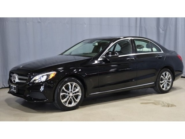 2016 Mercedes-Benz C-Class in Youngstown, OH
