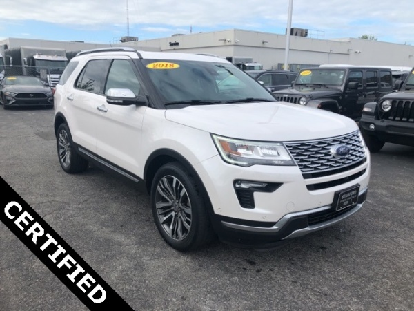 2018 Ford Explorer in Stamford, CT