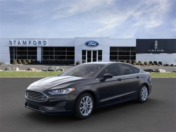 2020 Ford Fusion in Stamford, CT
