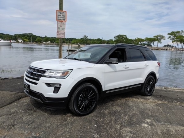 2019 Ford Explorer in Stamford, CT