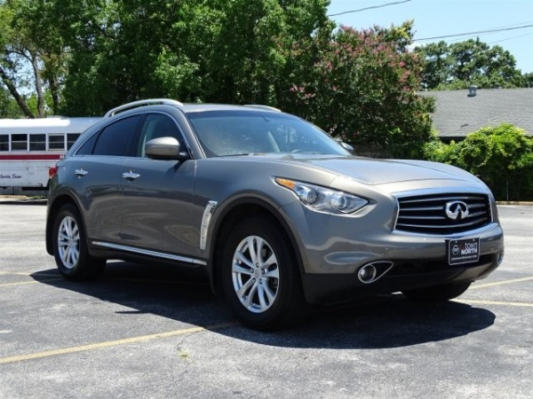 Infiniti Dealer Reading >> Used Infiniti FX for Sale in Round Rock, TX | U.S. News & World Report