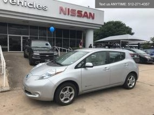 Nissan Leaf For Sale >> Used Nissan Leafs For Sale Truecar