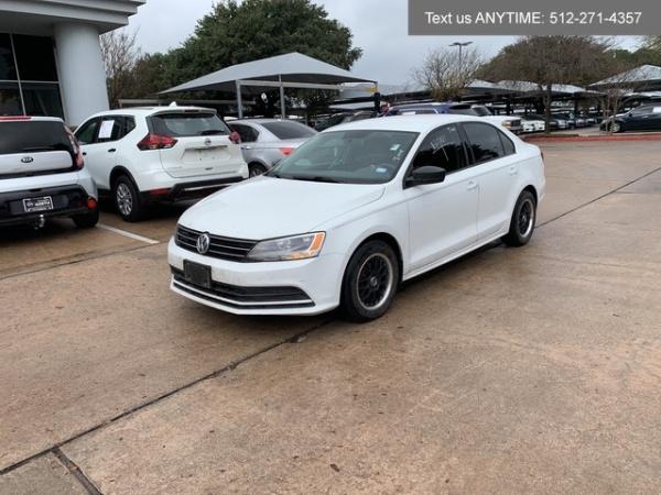 2015 Volkswagen Jetta in Austin, TX