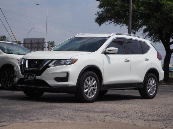 2020 Nissan Rogue in Austin, TX