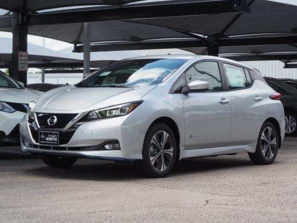 2019 Nissan LEAF in Austin, TX