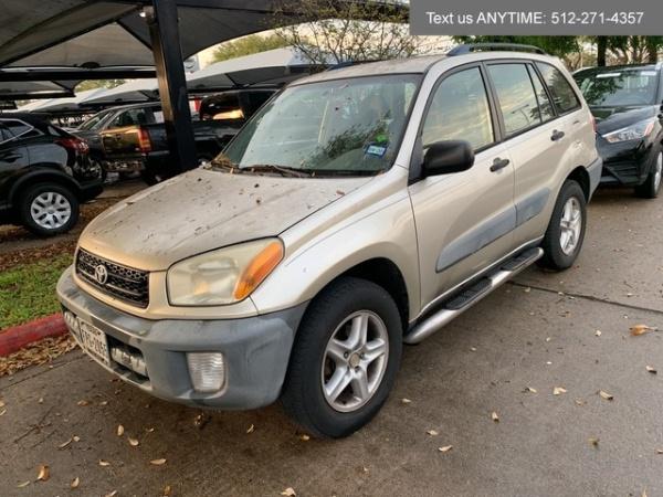 2001 Toyota RAV4 in Austin, TX