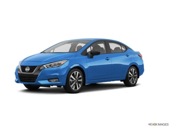 2020 Nissan Versa in Austin, TX