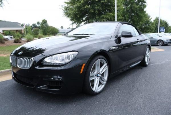 2015 BMW 6 Series