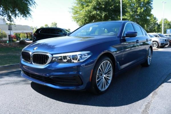 2020 BMW 5 Series in Columbus, GA