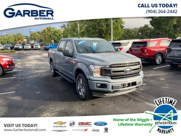 2019 Ford F-150 in Green Cove Springs, FL