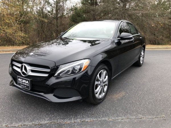 Mercedes Benz Columbus Ga >> 2016 Mercedes Benz C Class C 300 4matic Sedan For Sale In