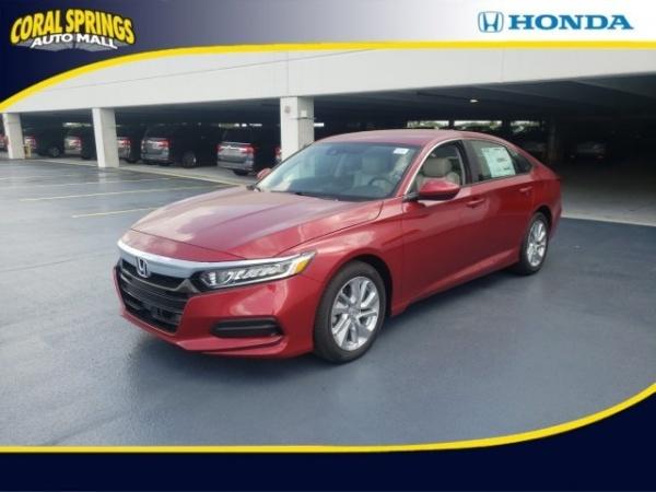 2020 Honda Accord in Coral Springs, FL