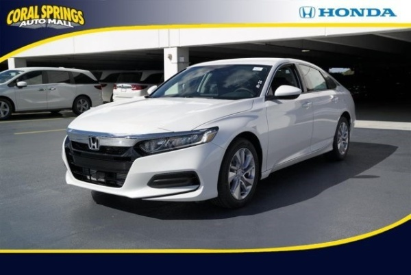 2020 Honda Accord in Coral Springs, FL