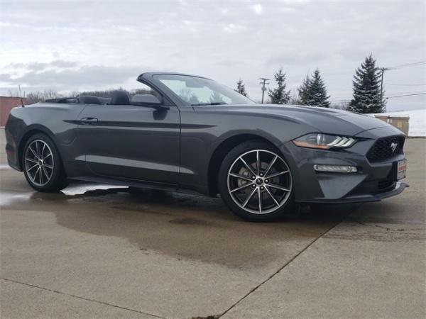 2019 Ford Mustang in Saline, MI