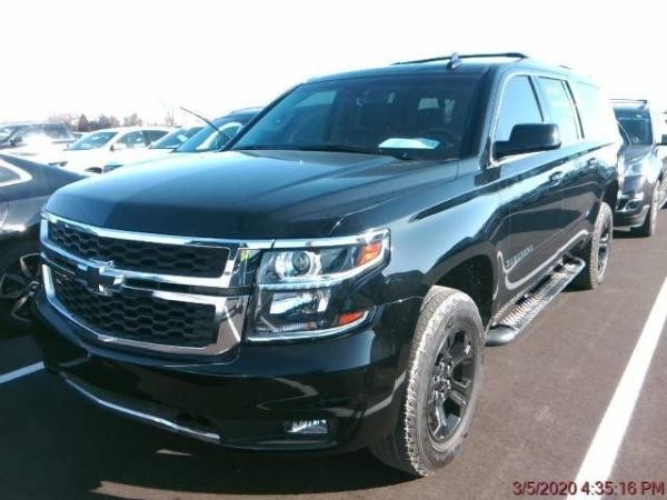 2018 Chevrolet Suburban in Garland, TX