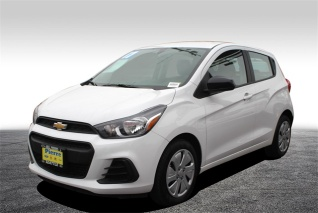 2017 Chevrolet Spark Ls Manual For In Seattle Wa