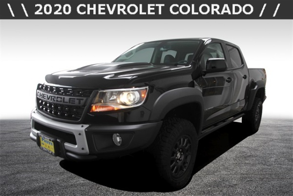 2019 Chevrolet Colorado in Seattle, WA