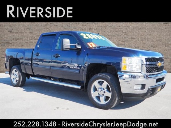 2012 Chevrolet Silverado 2500HD in New Bern, NC