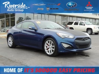 Used 2015 Hyundai Genesis Coupe 3.8 Ultimate With Tan Seats Automatic For  Sale In New Bern