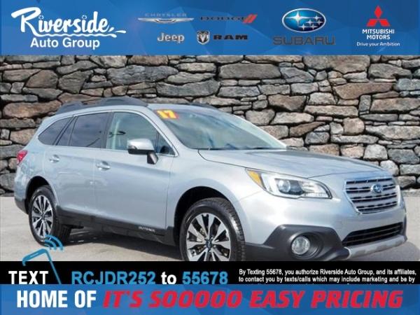 2017 Subaru Outback in New Bern, NC