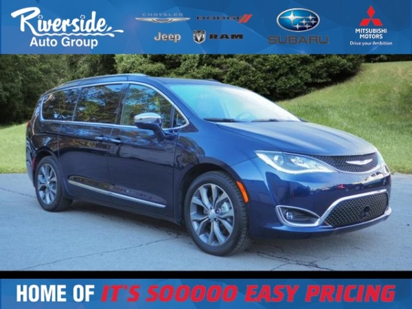 2020 Chrysler Pacifica in New Bern, NC