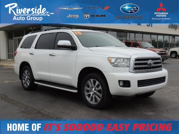 Toyota Of Greenville Nc >> Used Toyota Sequoia for Sale in Greenville, NC | U.S. News & World Report