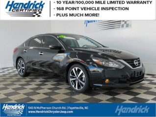 Used 2017 Nissan Altima 2.5 SR For Sale In Fayetteville, NC