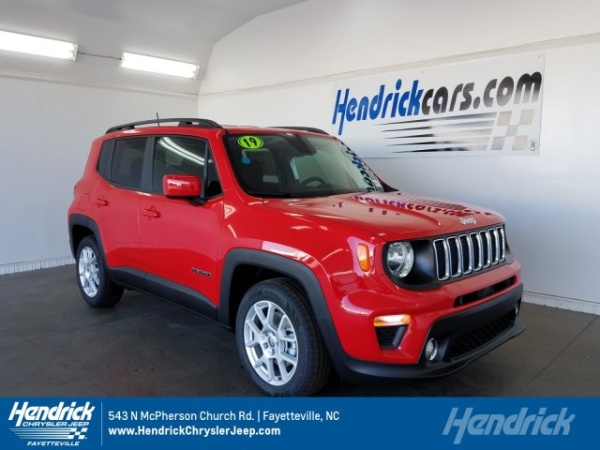 2019 Jeep Renegade in Fayetteville, NC