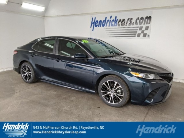 2018 Toyota Camry in Fayetteville, NC