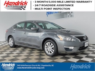 High Quality Used 2015 Nissan Altima 2.5 S For Sale In Fayetteville, NC