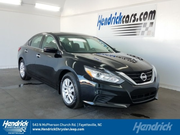 2018 Nissan Altima in Fayetteville, NC