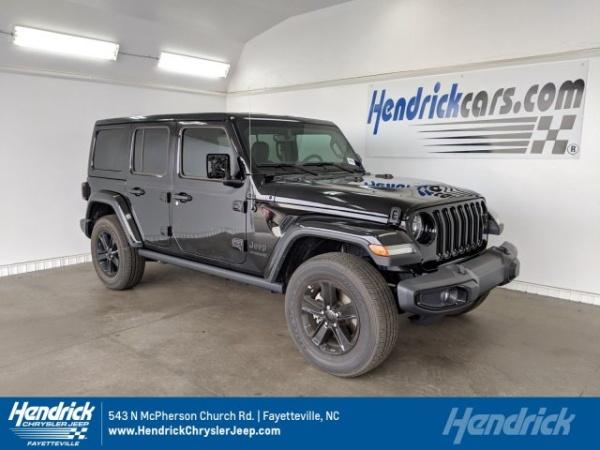 2019 Jeep Wrangler Sahara Altitude