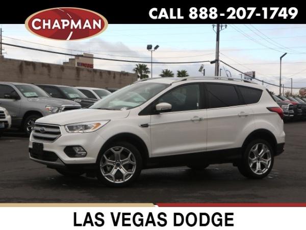2019 Ford Escape in Las Vegas, NV