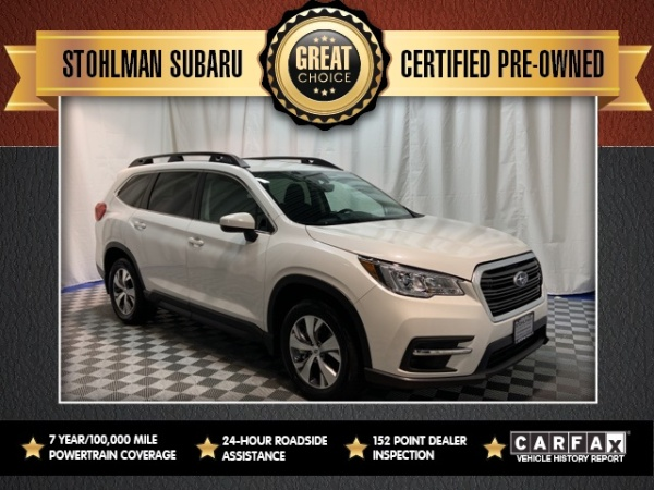 2020 Subaru Ascent in Vienna, VA