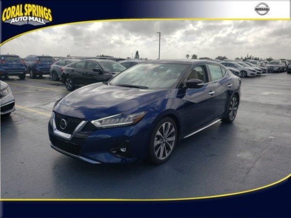 2020 Nissan Maxima in Coral Springs, FL