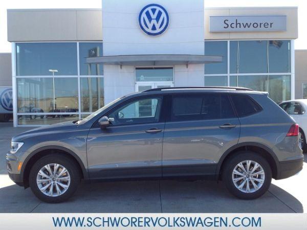 2020 Volkswagen Tiguan in Lincoln, NE
