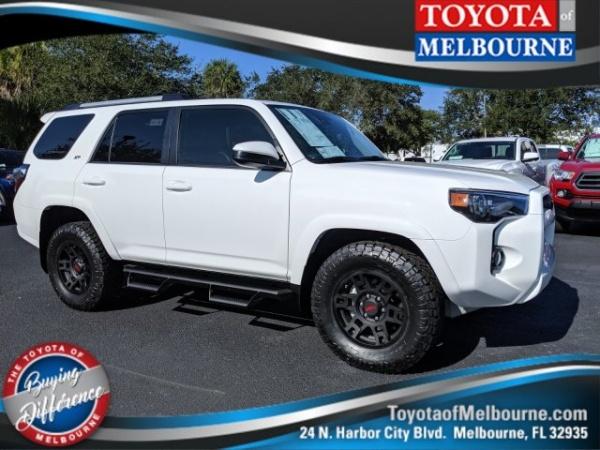 2020 Toyota 4Runner in Melbourne, FL