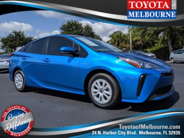 2020 Toyota Prius in Melbourne, FL