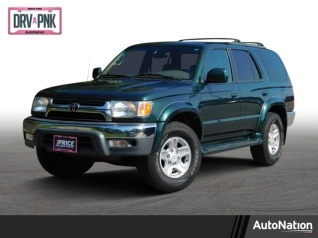 Used 2001 Toyota 4Runner SR5 V6 RWD Automatic For Sale In Westlake, OH