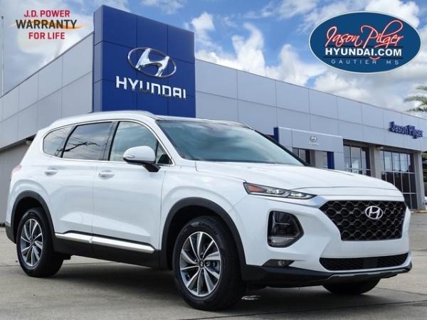 2020 Hyundai Santa Fe in Gautier, MS