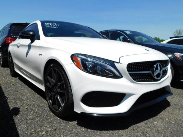 Mercedes Benz Fort Washington >> 2017 Mercedes Benz C Class C 43 Amg 4matic Coupe For Sale In Fort
