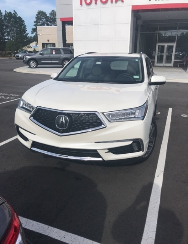 2017 Acura MDX in Southern Pines, NC